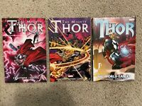 Thor by Matt Fraction Vol 1, 3, World Eaters TPB. Marvel