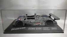 IXO ALTAYA 1/43 DOME S101 #16 LAMMERS / CORONEL / HILLEBRAND 24H LE MANS 2002