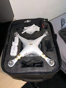 DJI Phantom 3 Professional Quadcopter RTF GPS Camera Drone