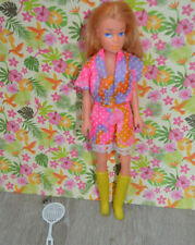 vintage PETRA PLASTY doll fashion : PEGGY blond 2 Version in 5752