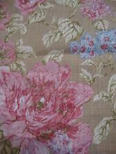 Sanderson Floral 100% Linen Craft Fabrics
