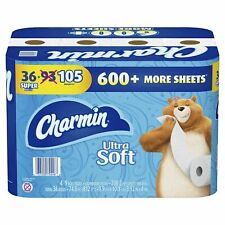 Member's Mark Ultra Premium Bath Tissue, 2-Ply Large Roll (235 sheets, 45 rolls)