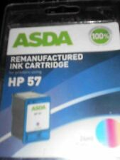 ASDA Remanufactured Compatible to HP 57 Colour Ink Cartridge