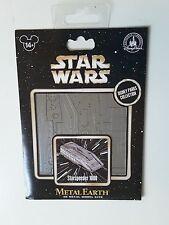 Star Wars Metal Earth Pilot Starspeeder 1000 Disney Park Exclusive