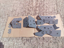 BMW E46 Chassis Subframe Repair Reinforcement Plate Kit fits all E46