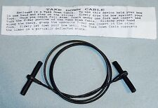 TAKE-DOWN CABLE - Compound Bow String Changer - Target-Hunting-Archery - New/Old