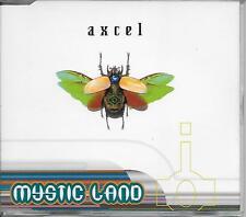 AXCEL - Mystic land CDM 5TR Italo Eurodance 1995 (BORTOLOTTI / PICOTTO)