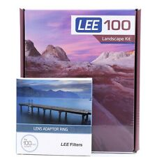 Lee Filters LEE100 Landscape Kit Holder, 0.6 ND Medium Grad + 77mm adapter