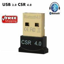 USB Bluetooth Wireless Adapter V4.0 CSR Dongle Für Windows 7 8 10 XP Laptop PC