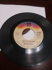 45 Record Kansas Dust in the Wind/Paradox Good condition