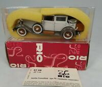 RIO 1929 Isotta Fraschini Tipo 8 A #68 1/43 Model car