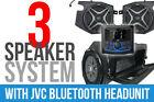 SSV WORKS 3 Speaker PNP Kit w/JVC MR1 Receiver X32-3A1