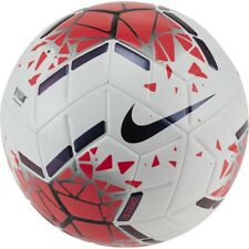 FOOTBALL NIKE STRIKE MATCH QUALITY SIZE 5 WHITE/RED SAVE $5