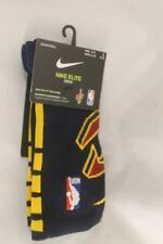 NIKE ELITE Cleveland Cavaliers Basketball Socks Brand NEW mens 6-8 womens 6-10