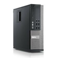 DELL Optiplex 790 SFF PC Processore Intel Core i5-2500 3.3GHz 4GB 250GB DVD-ROM Win 10