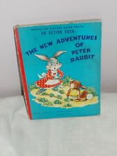 Elspeth Bragdon The New Adventures Of Peter Rabbit Spring Up 3D Hardback Book.