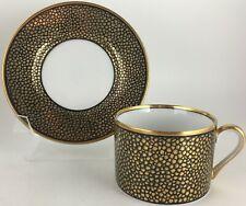 Fitz & Floyd Shagreen Cup & saucer