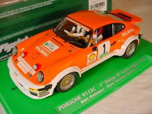 Flyslot Porsche 911SC #1 Rallye El Corte Ingles 1980 1 of 500 ref 044301 MB 1/32