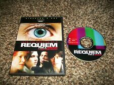 Requiem For A Dream (2000) Unrated Director'S Cut Dvd! Free Shipping!