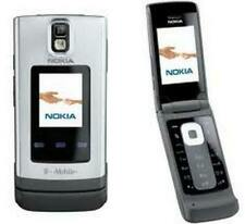 RETRO NOKIA 6650 SIMPLE FLIP MOBILE PHONE-UNLOCKED WITH NEW CHARGAR AND WARRANTY