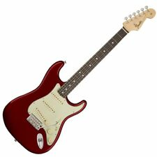 Fender American Original 60 S Stratocaster-palissandre-Candy Apple Red