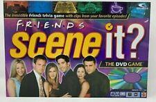 Friends Scene It? DVD Edition Trivia Board Game Mattel