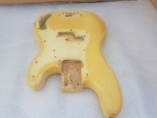 1971 FENDER PRECISION BASS BODY - made in USA