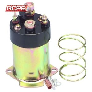 NEW Starter Solenoid For Chevy Pontiac Olds 66-101