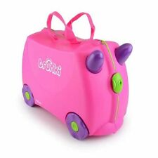 Trunki Trixie Ride on Hand Luggage Pull Along Suitcase for Children