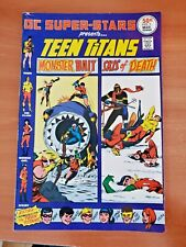 Dc Super Stars presents Teen Titans #1 Vf