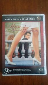 The Man Who Loved Women DVD