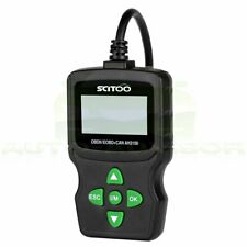 Engine Code Reader OBD2 OBDII EOBD CAN Auto Scanner Detection Tool New AH3100