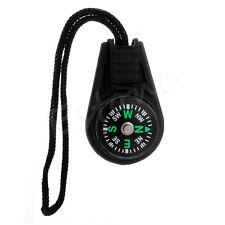 HOT! Mini Zipper Pull Strap Compass Backpack Bag Charm Sport