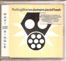"Rolling stones ""Jumpin Jack Flash"" rare gasmask Cover"