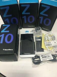 *** Brand New in Box Unlocked *** BlackBerry Z10 - STL100-1 WHITE 16GB!!!