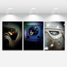Art Print Oil Painting on Canvas Wall Star Wars Vision Trio Troopers NO Framed