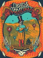Dead & Company Folsom Field Boulder Colorado July 14th 2018 N2 Poster Mint Low #