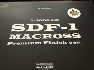 MACROSS ARCADIA PREMIUM SDF-1 SUPER DIMENSION FORTRESS 1/3000