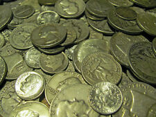 United States 90% Silver Coins - One Standard Ounce of Old American Silver Coins