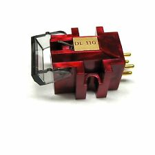 DENON DL 110 , High Output MC - Tonabnehmer Moving Coil Cartridge , Neu NEW