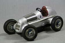 Schuco Studio 1050 Mercedes Benz Original Silberpfeil 1936+Montagezubehör (80er)