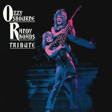 Ozzy Osbourne-Randy Rhoads Tribute Vinyl LP Sticker, Magnet