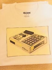 Hip hop mpc drum machine t shirt golden era native instruments maschine beats