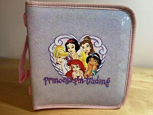 Disney Princess pin trading bag