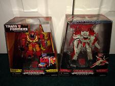 Rodimus Prime + Jetfire G1 Transformers Titanium Die Cast Hasbro 2006 BOTH MISP