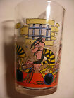 Amora Collection LUCKY LUKE verre à moutarde N°6 French Drinking Glass 1996