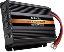 Duracell 1200 Watt High Power Inverter