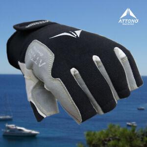 Segelhandschuhe von ATTONO Sommer Segeln Regatta Wassersport Handschuhe