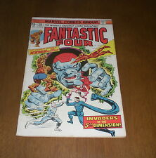 FANTASTIC FOUR COMIC BOOK No. 158 - INVADERS OF THE 5th DIMENSION