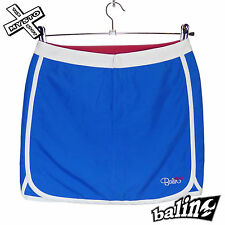 BALIN 'ICE SKIRT' WOMENS MINI SKIRT BLUE SURF BOARD SHORT UK 8 BNWT RRP £25